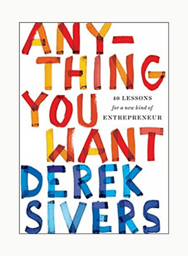 Book Review: Anything You Want