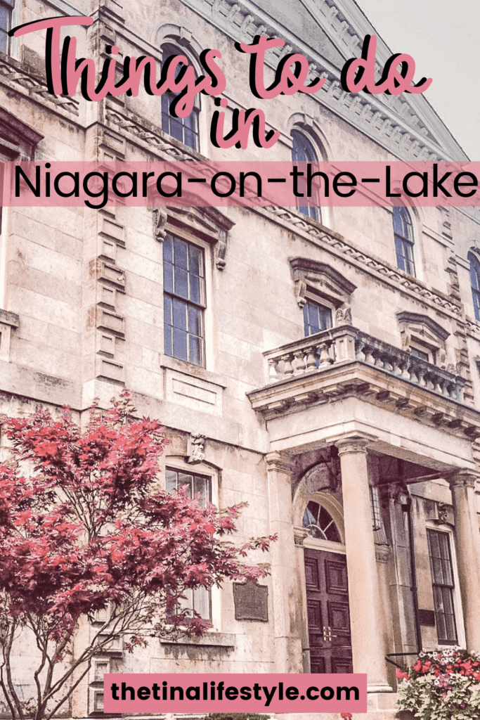 things to do in niagara-on-the-lake