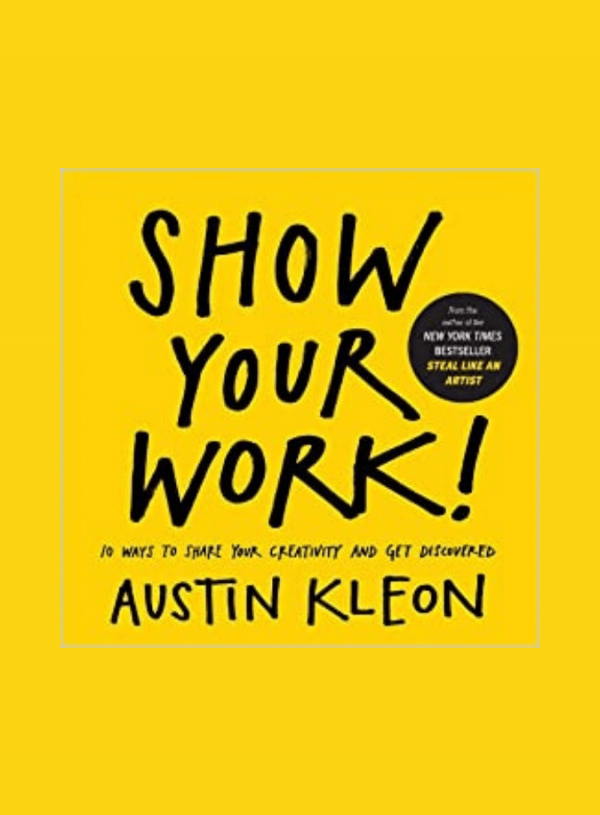 Show Your Work Book Review