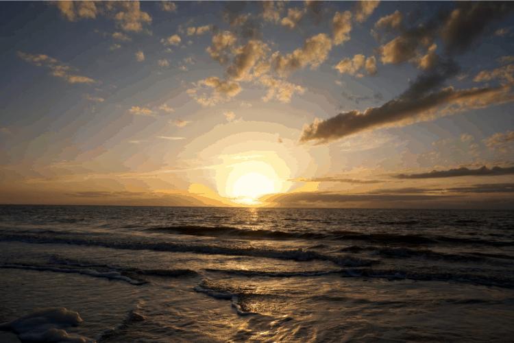 Peaceful Islands on the East Coast