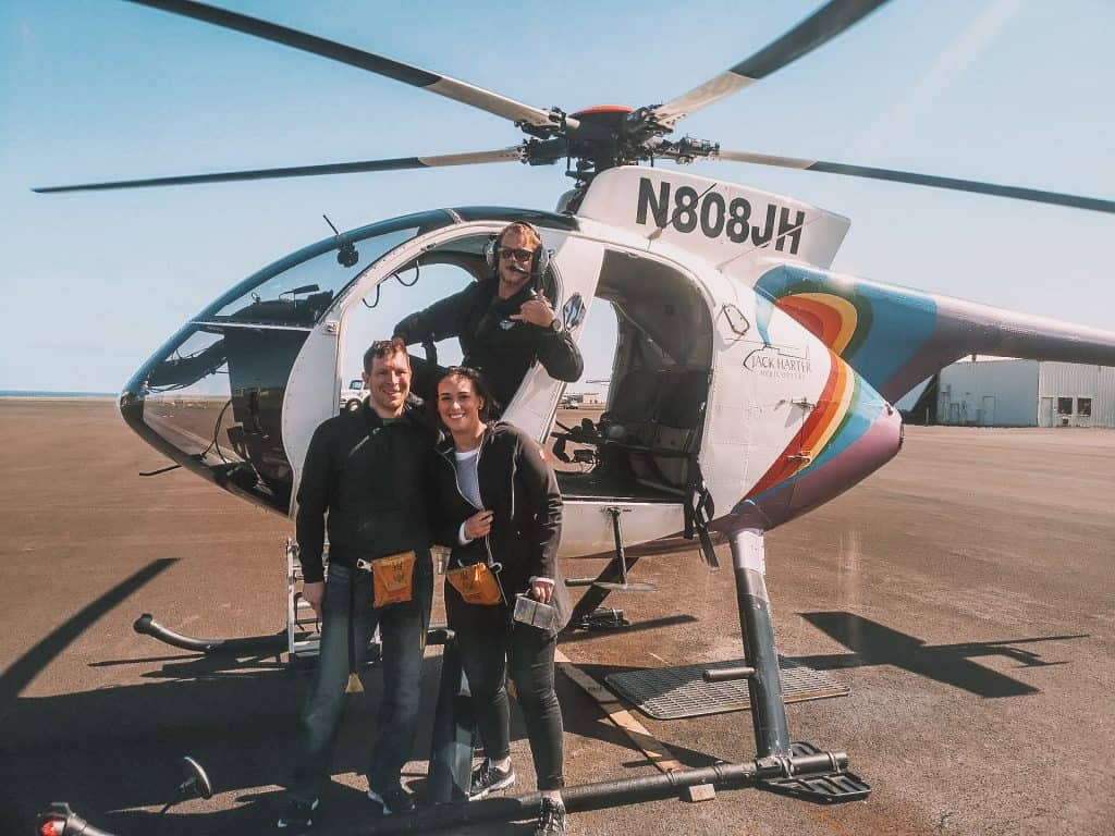What to Wear on a Helicopter Ride