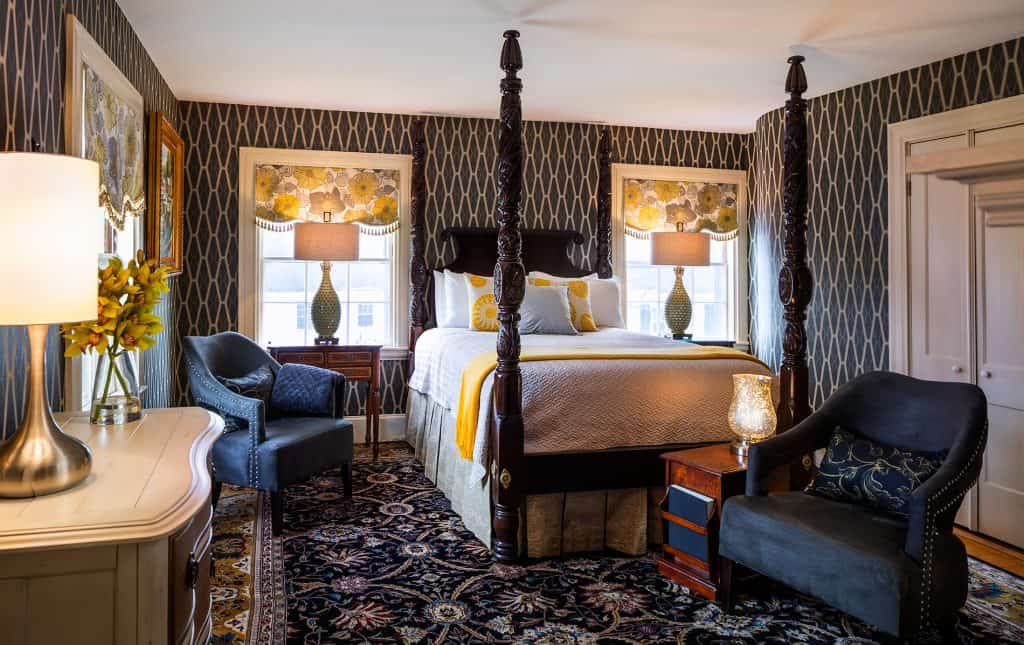 Where to Stay When Visiting Kennebunkport Maine